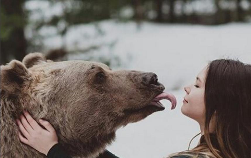 Работа Ольги Баранцевой. Фото Скриншот Instagram/olga.barantseva