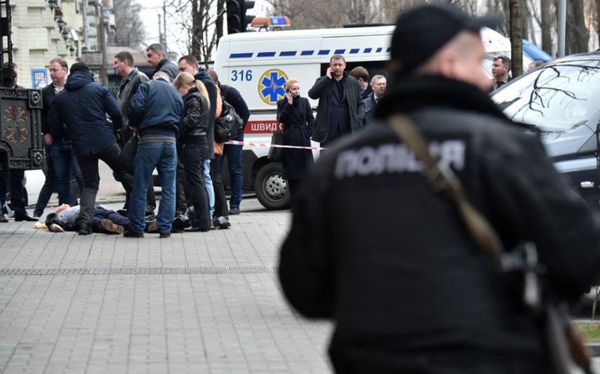 Максакову уже не впервые уличают в неискренности. Фото AFP