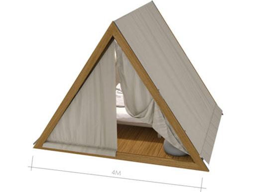 "Палатка ""ФЕСТ"" (Фото: dikiydom.com)"